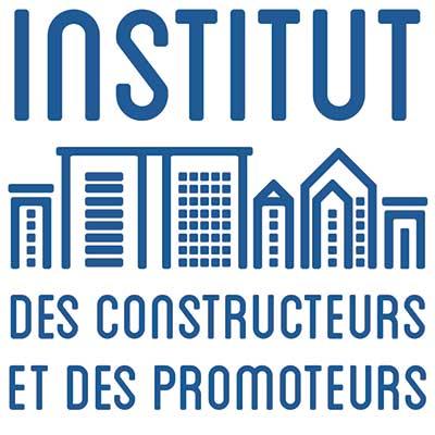 Logo institut des constructeurs et promoteurs