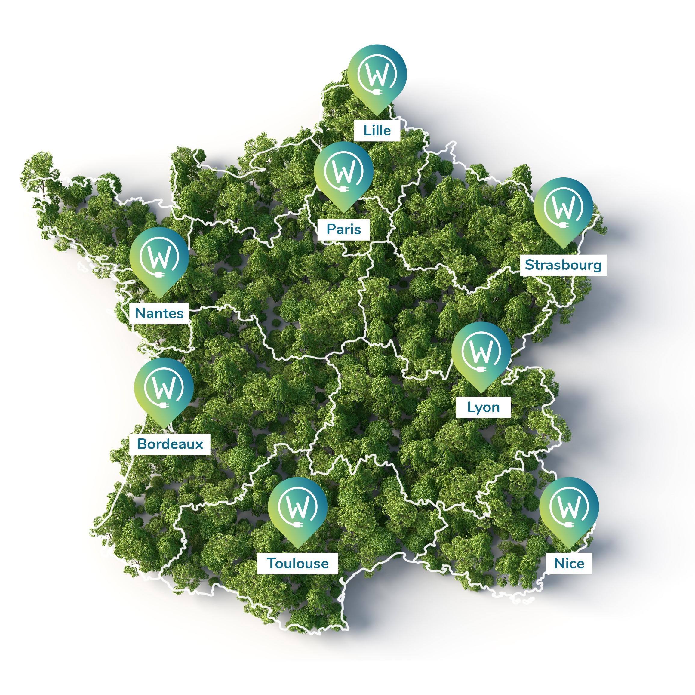Equipes WAAT en France